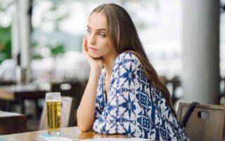 Алкоголь снижает шансы на беременность